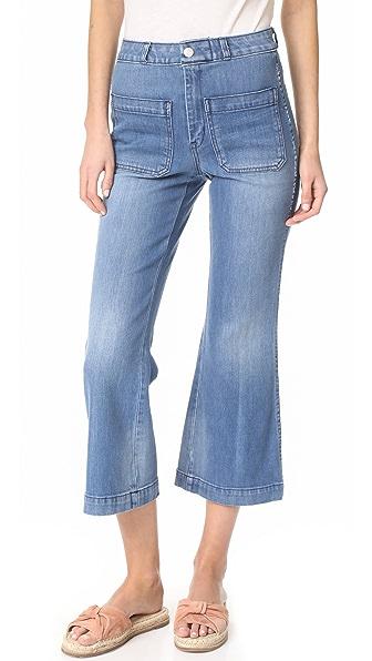 AMO Sailor Flare Jeans