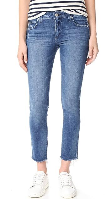 AMO Stix Crop Jeans