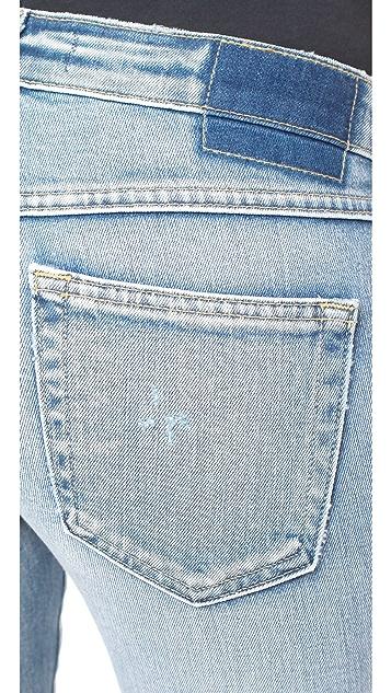 AMO Расклешенные джинсы Jane