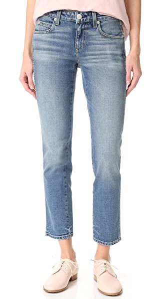 Kate Crop Straight Leg Jeans