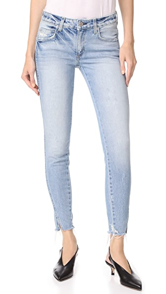 AMO Twist Fray Jeans - Fairfax