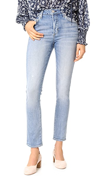 AMO Lover Straight Leg Jeans - In the Cards