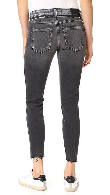 AMO Twist Two Tone Jeans