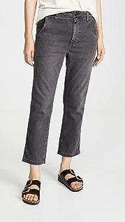 AMO Простые брюки