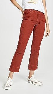 AMO Вельветовые джинсы Bella