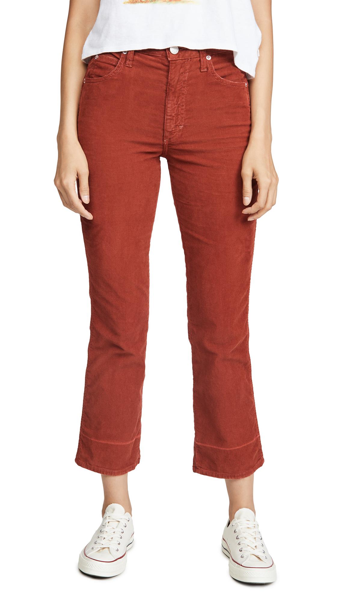 Buy AMO online - photo of AMO Bella Corduroy Jeans
