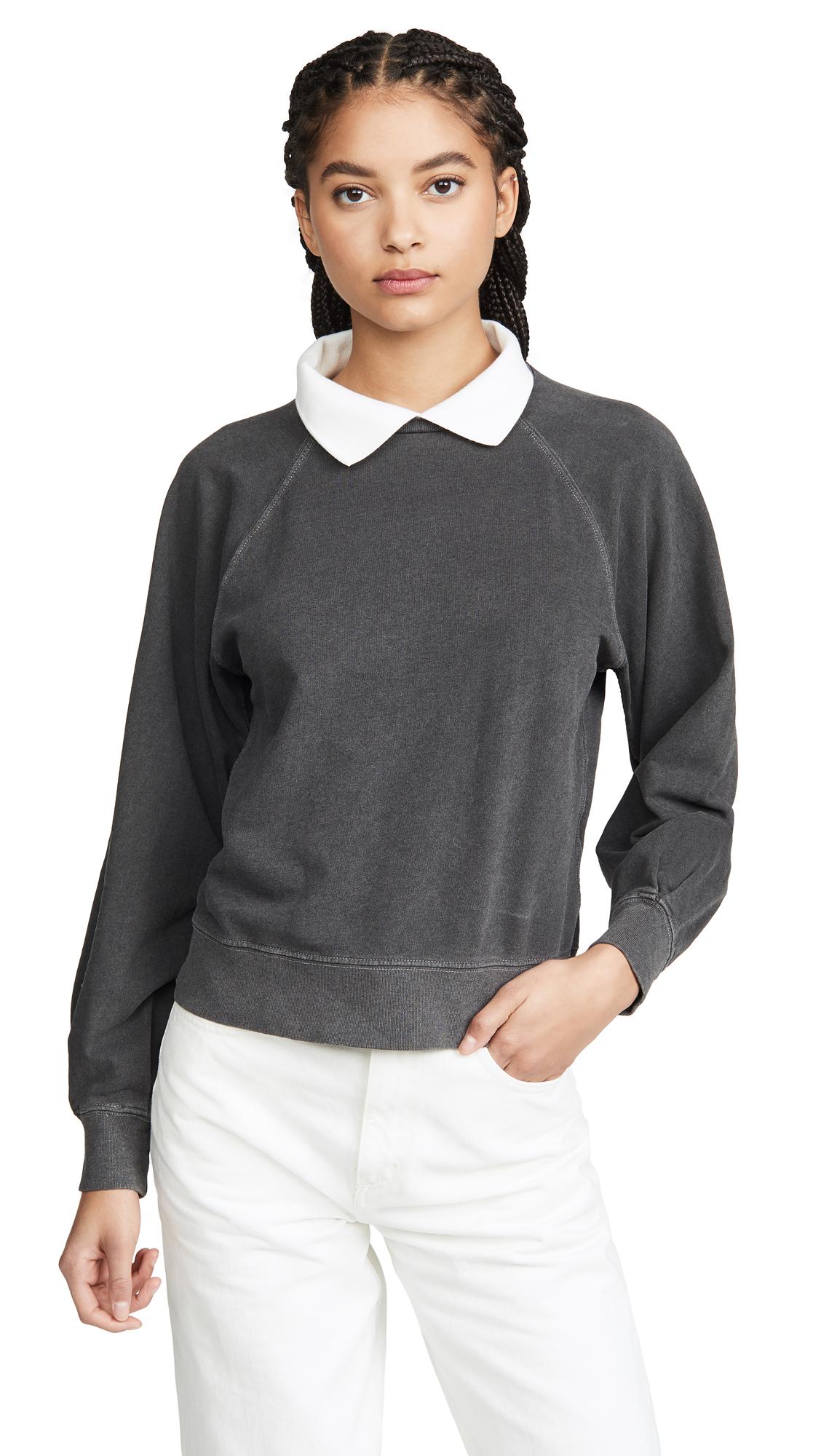Buy AMO online - photo of AMO Puff Prep Sweatshirt