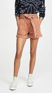 AMO Paperbag 短裤