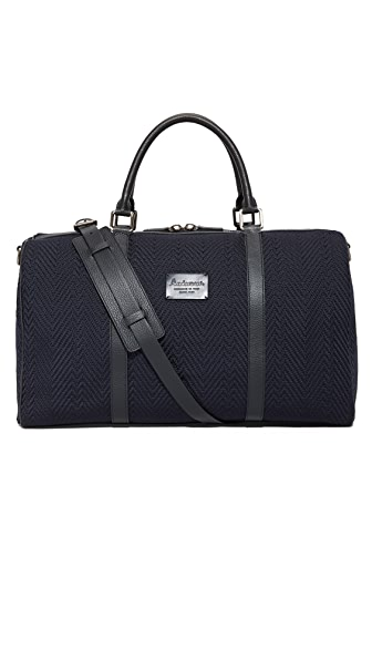 Anderson's Leather Trim Duffel