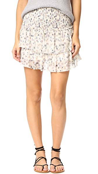 Anine Bing Floral Skirt - Floral at Shopbop