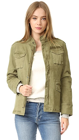 ANINE BING Army Jacket - Army Green