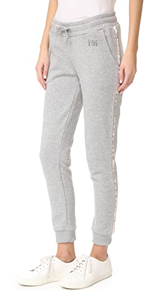 ANINE BING Bing Sweatpants - Grey