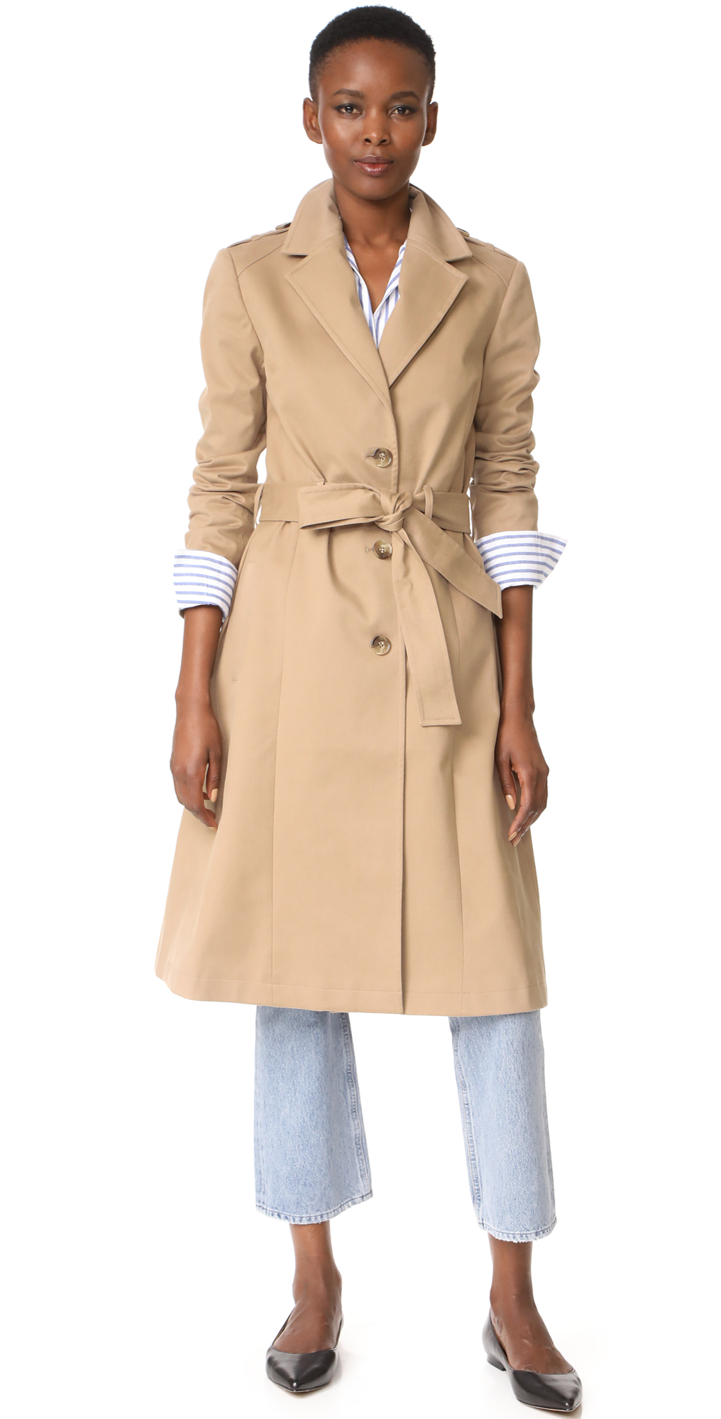 Classic Trench Coat ANINE BING