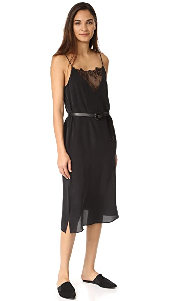 ANINE BING Slip Dress