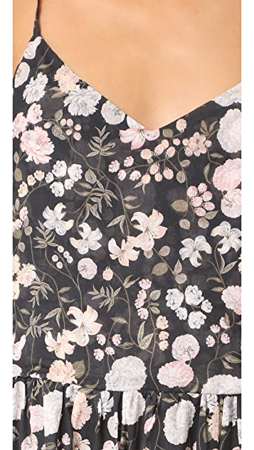 ANINE BING Floral Dress