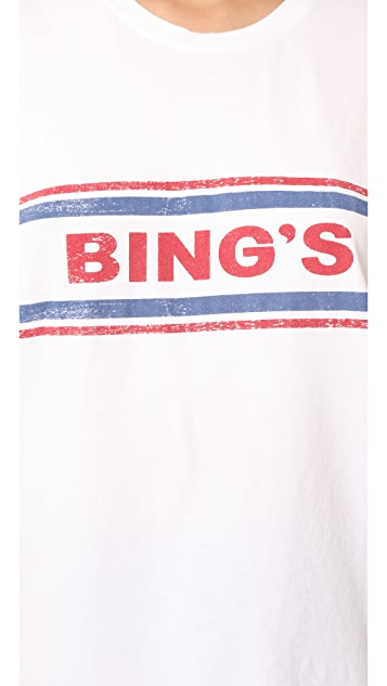 ANINE BING Vintage Bing's T-Shirt