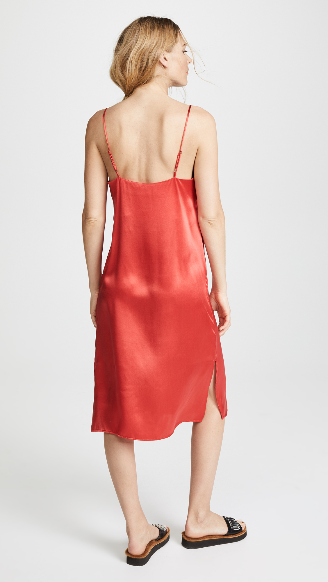 ead96f9cf1571 ANINE BING Gemma Slip Dress | SHOPBOP