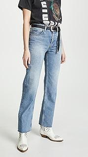 ANINE BING Jackie Jeans