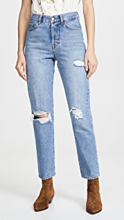 ANINE BING Brenda Jeans