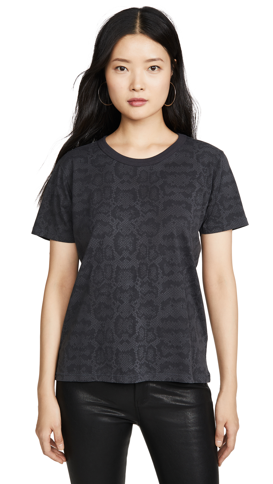 Buy ANINE BING online - photo of ANINE BING Python Tee