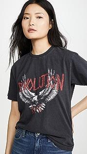 ANINE BING Revolution T 恤