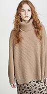 ANINE BING Olivia Cashmere Sweater