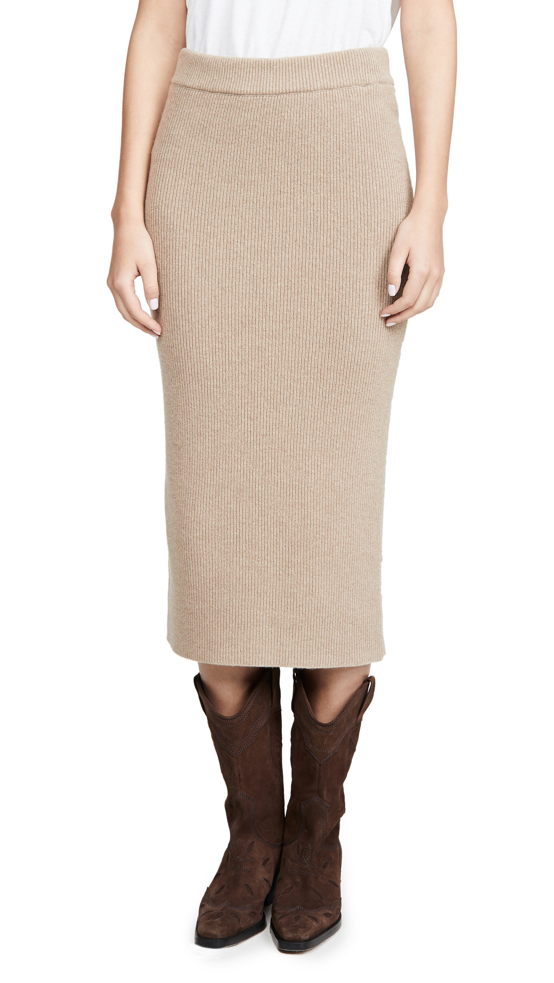 Buy ANINE BING online - photo of ANINE BING Reese Skirt