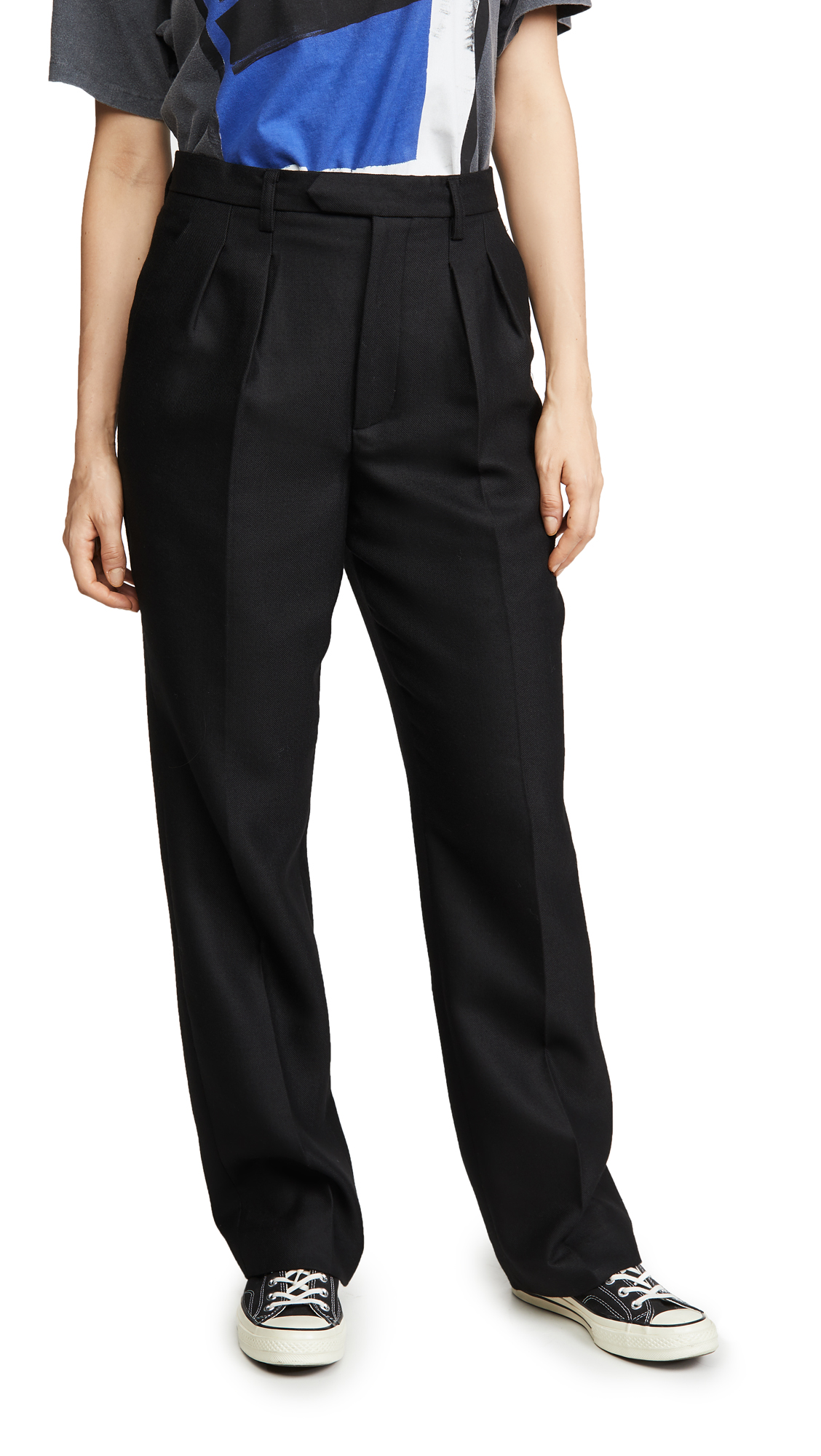 Buy ANINE BING online - photo of ANINE BING James Trousers