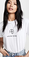 ANINE BING Hudson T 恤