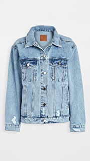 ANINE BING Rory Denim Jacket