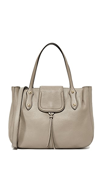 Annabel Ingall Camilla Satchel - Putty