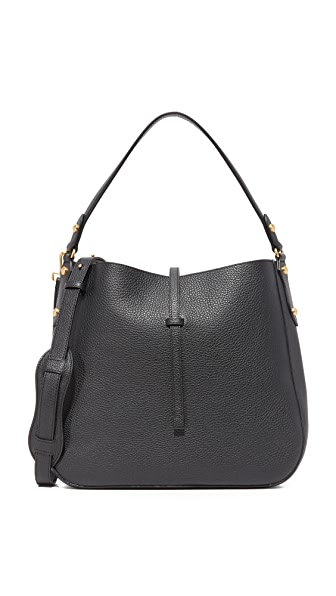 Annabel Ingall Brooke Hobo Bag - Black