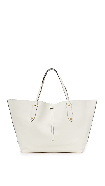 Annabel Ingall Large Isabella Tote - Ivory