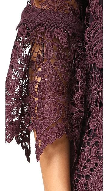 Anna Sui Romantique Lace Top
