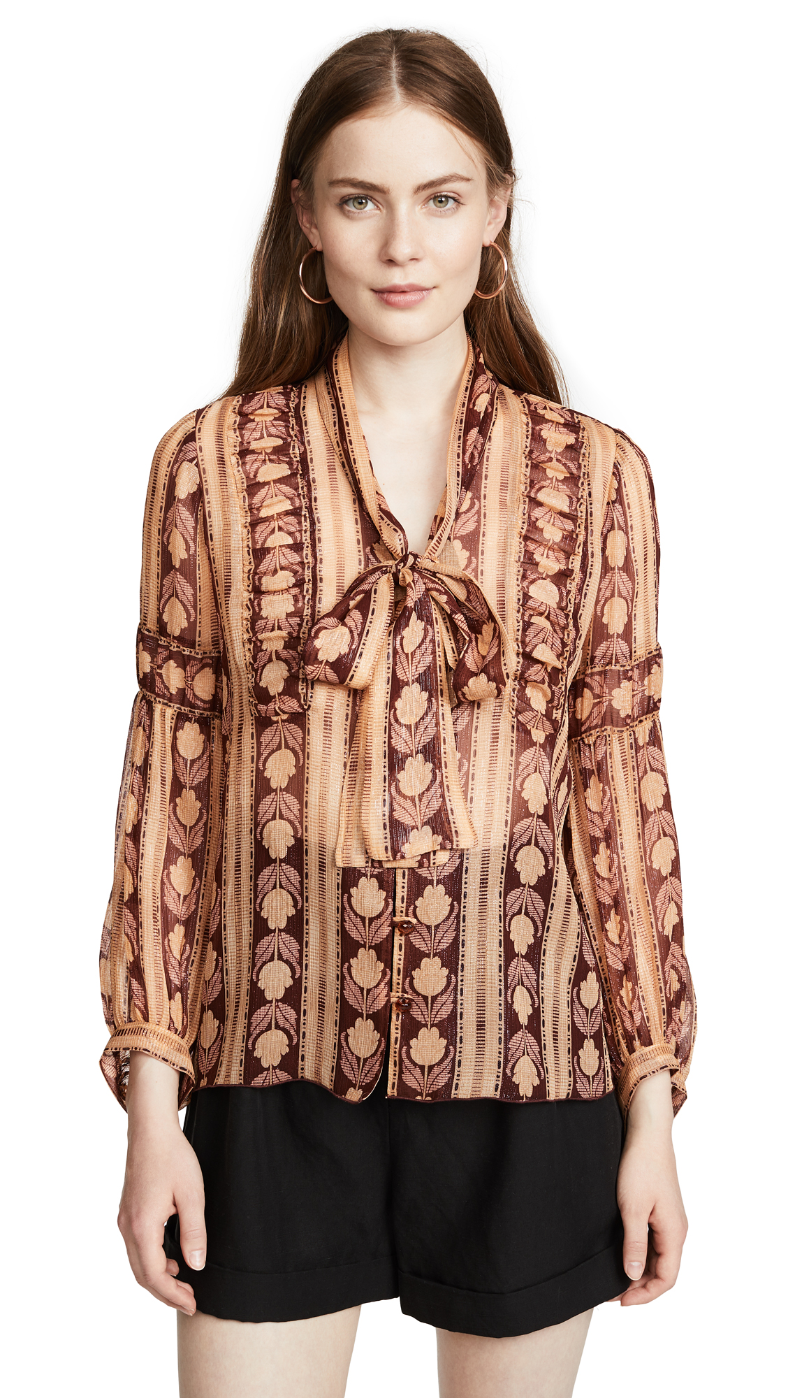 ROSES BLOUSE