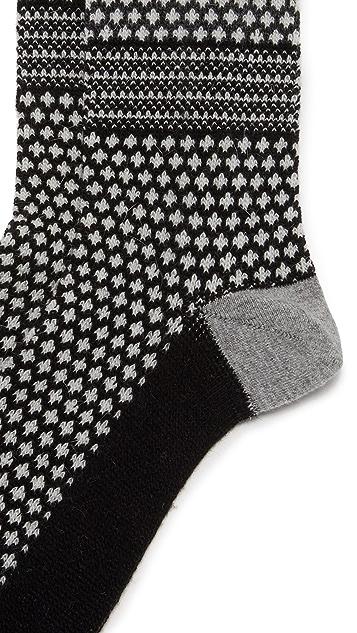 Anonymous Ism Chesnutt JQ Crew Socks