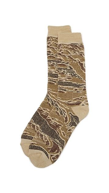 Anonymous Ism Camo Pile Socks