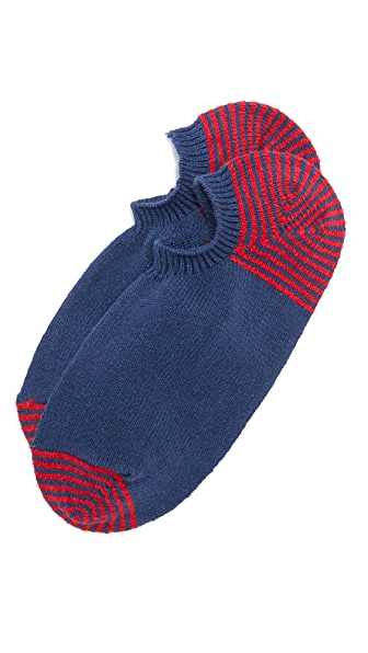 Anonymous Ism Silk & Cotton Low Cut Socks