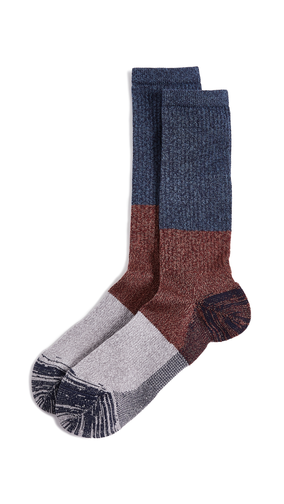 ANONYMOUS ISM MOC PILE CREW SOCKS