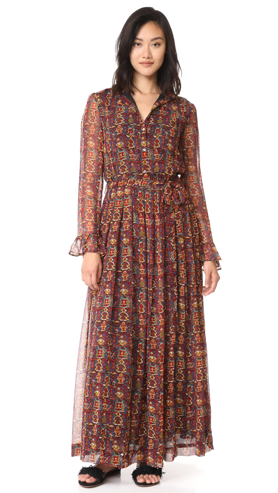 Antik Batik Merys Maxi Dress