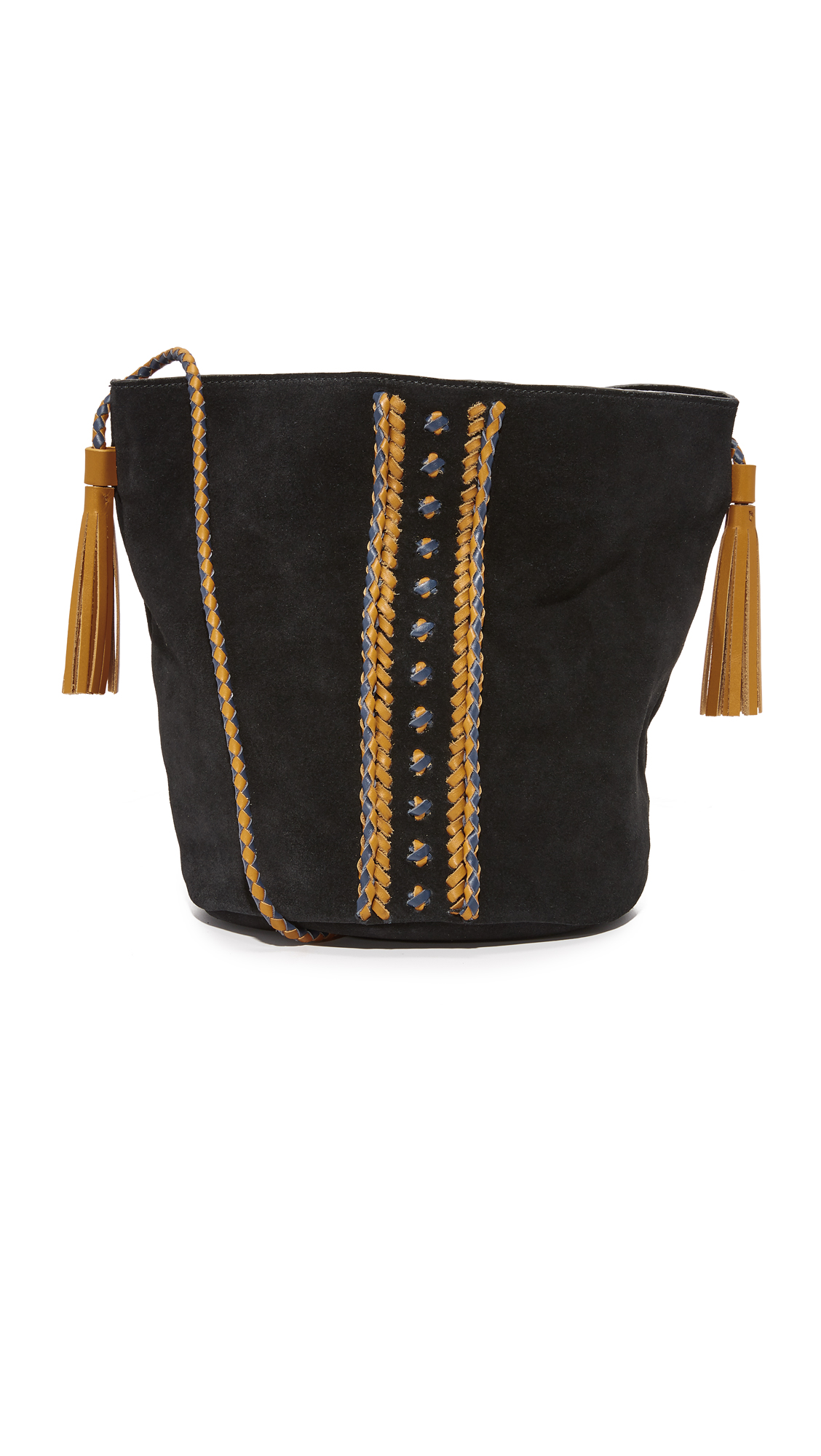 Antik Batik Dori Bag - Black