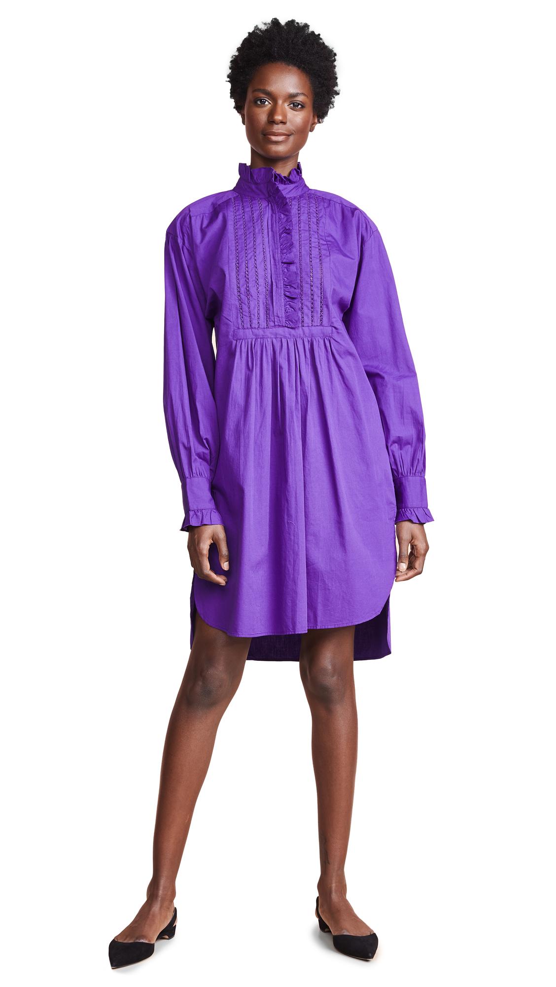 ANTIK BATIK Taury Dress in Purple
