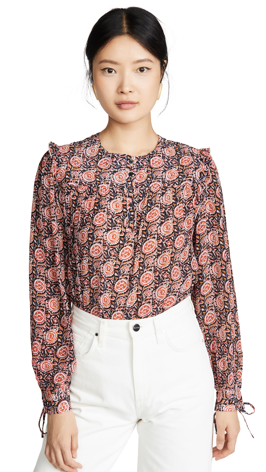 Buy Antik Batik online - photo of Antik Batik Nikki Blouse