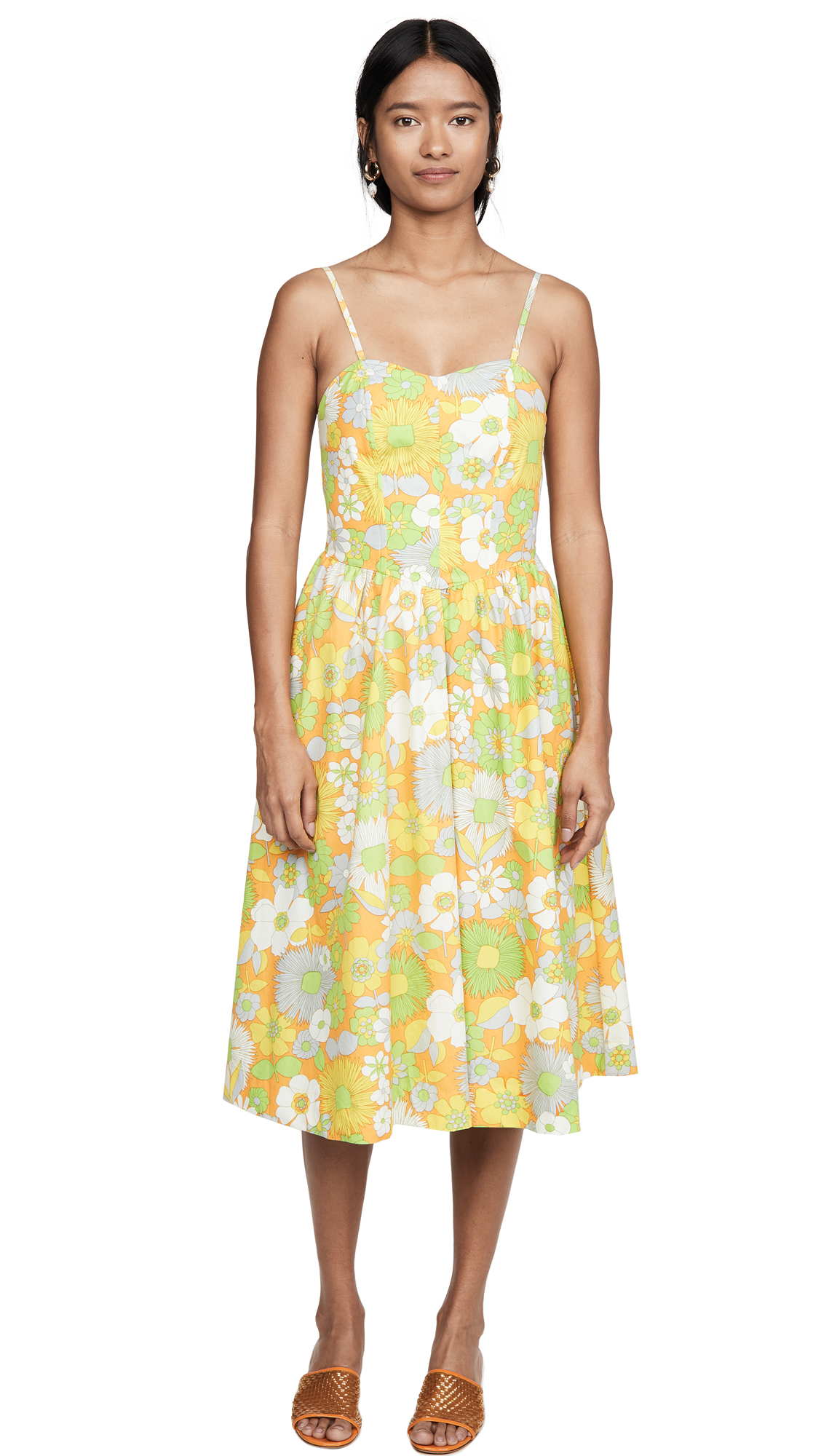 Buy Antik Batik Lorette Bust Dress online beautiful Antik Batik Clothing, Dresses