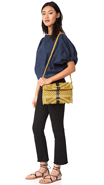 Antonello Suni Rombi Cross Body Bag