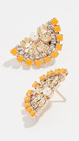 Anton Heunis Accessories LEMON EARRINGS