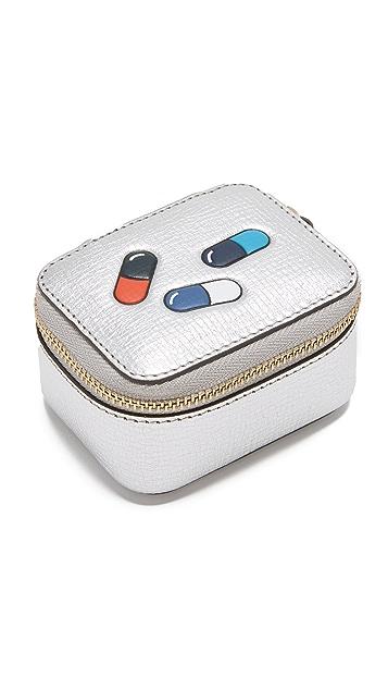 Anya Hindmarch Pills Jewelry Box