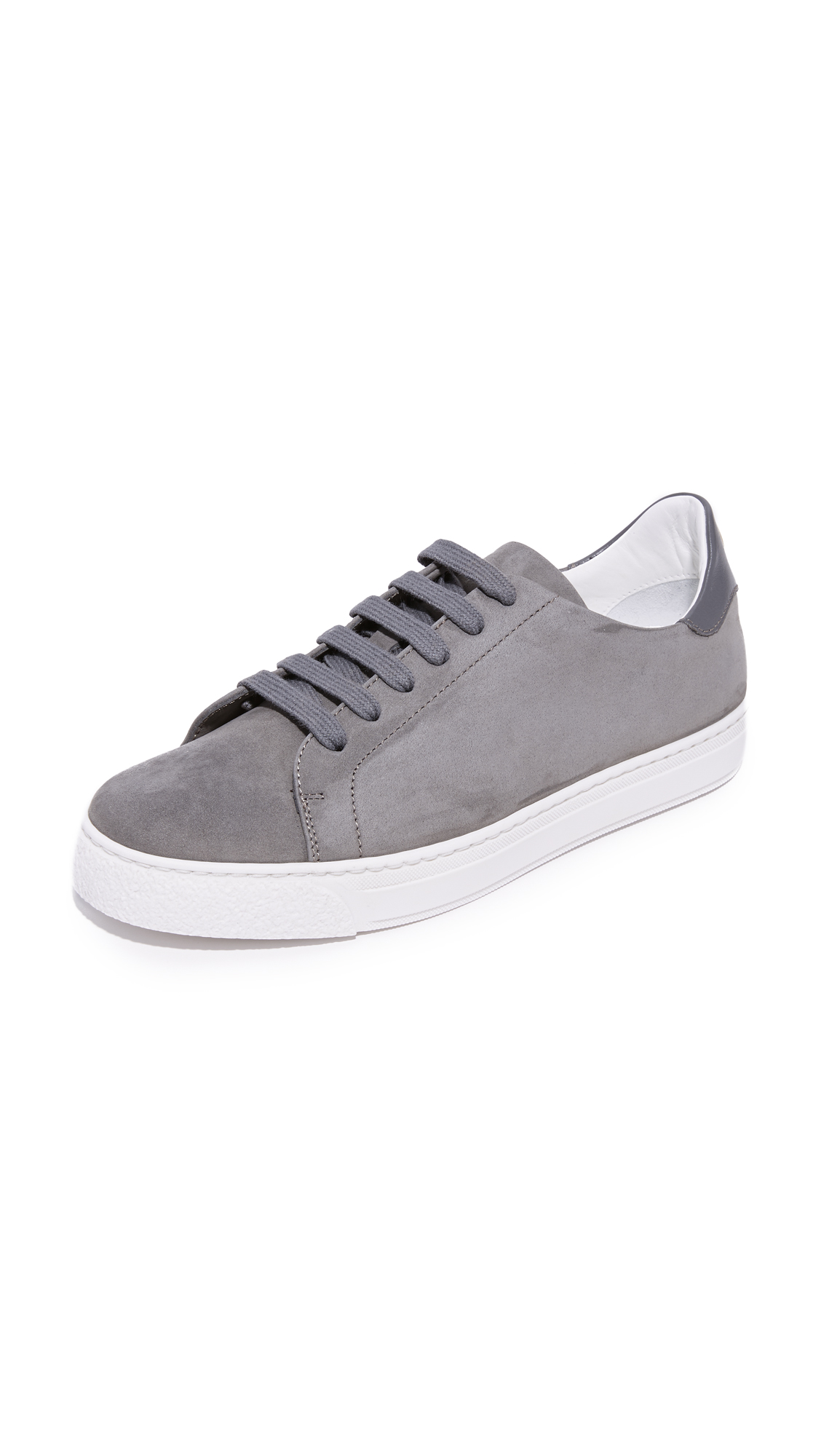 Anya Hindmarch Tennis Shoe Wink Sneakers - Charcoal at Shopbop