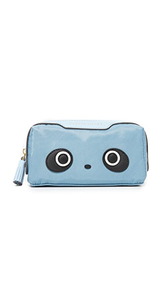 Anya Hindmarch Girlie Stuff Kawaii Panda Pouch