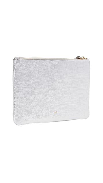 Anya Hindmarch Zip Top Pouch